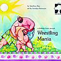Wrestling Mania cover