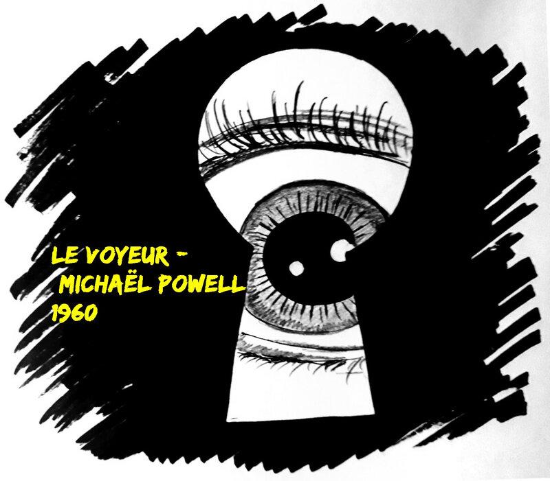 Le voyeur - Michaël powell - 1960