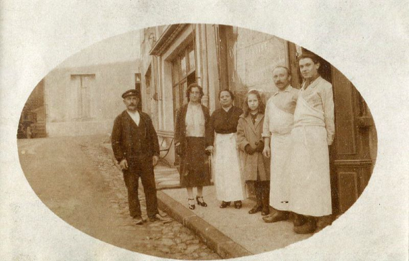 1925 Charcuterie Lamoine