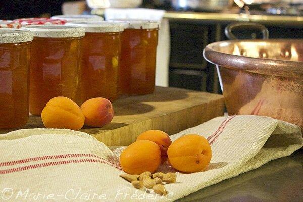 confiture abricot avec vitpris