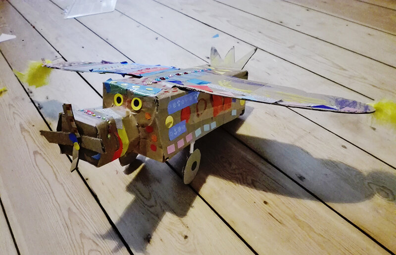 machine-volante