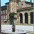 Gaillac - fontaine du Griffoul