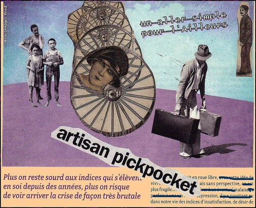 artisan Pickpocket