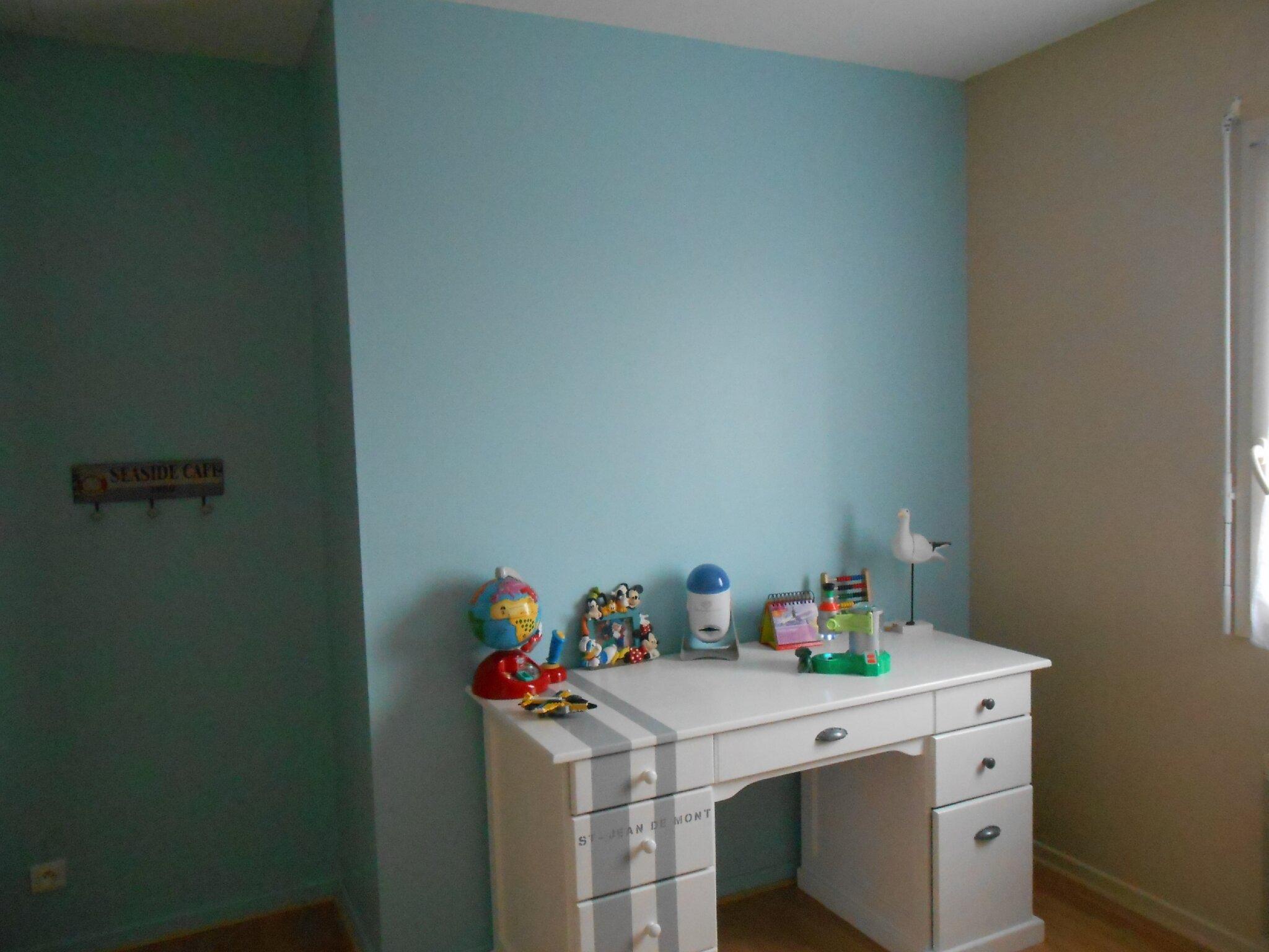 côté bleu turquoise/beige - Photo de chambre pour mon garçon 8 ans ...