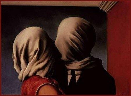 Les_amants_de_Ren_Magritte