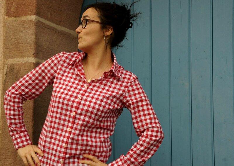 chemise carreau 3