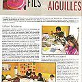 Le magazine de franconville met à l'honneur les ateliers de picmoici & coumoiça