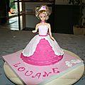 Une princesse rose pour louane