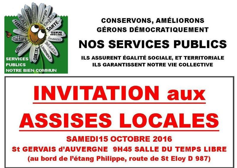 INVITATION ASSISES LOCALE 15 oct