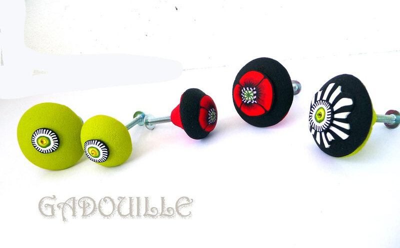 boutons meubles