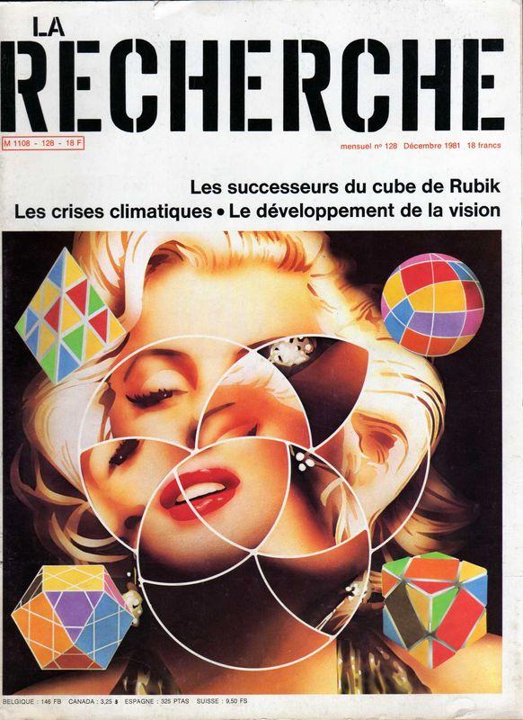 La recherche 1981