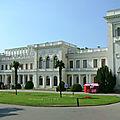 Palais de livadia - crimee - ukraine/russie