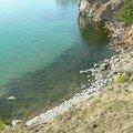 J7 - Une plage de l'Ile d'Olkhon