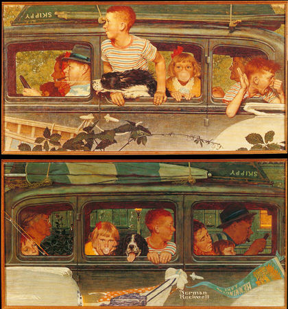 Norman_Rockwell_Goind_and_Comins_1947