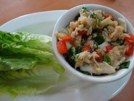 Salade crabe 2