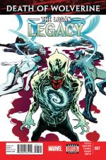 death of wolverine the logan legacy 07