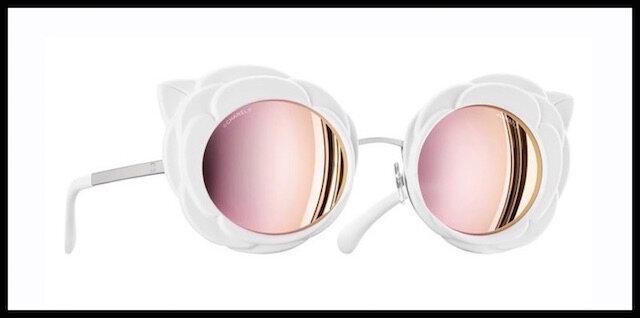 chanel lunettes solaires camelia 2