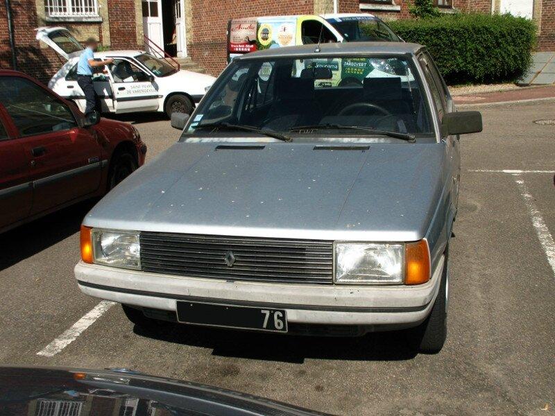 Renault 9 Automatic 1981 1986 Autos Croises
