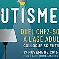 Autisme geneve colloque 2016 « autisme: quel chez-soi à l'âge adulte? » - les films sont en ligne