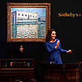 Sotheby's impressionist, modern & surrealist art evening sale totals $115.3m