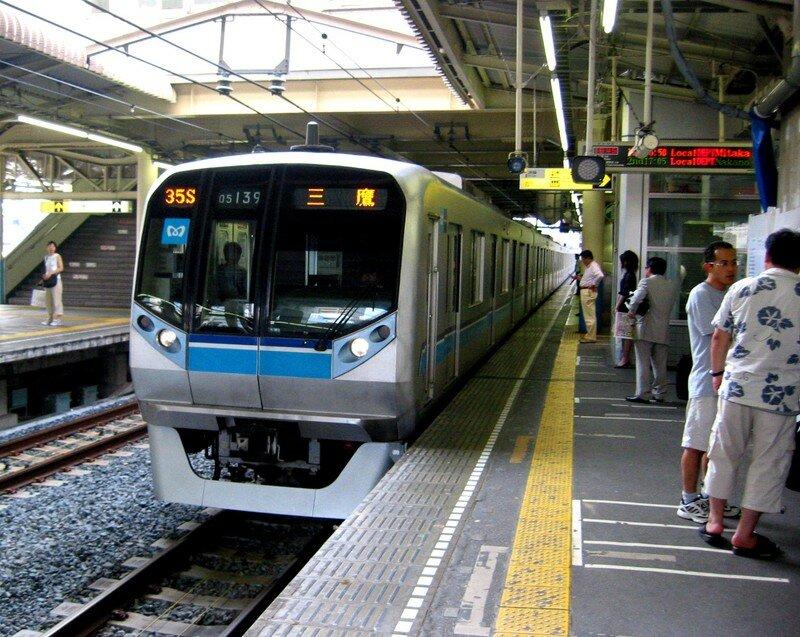 05系 Nishi Funabashi