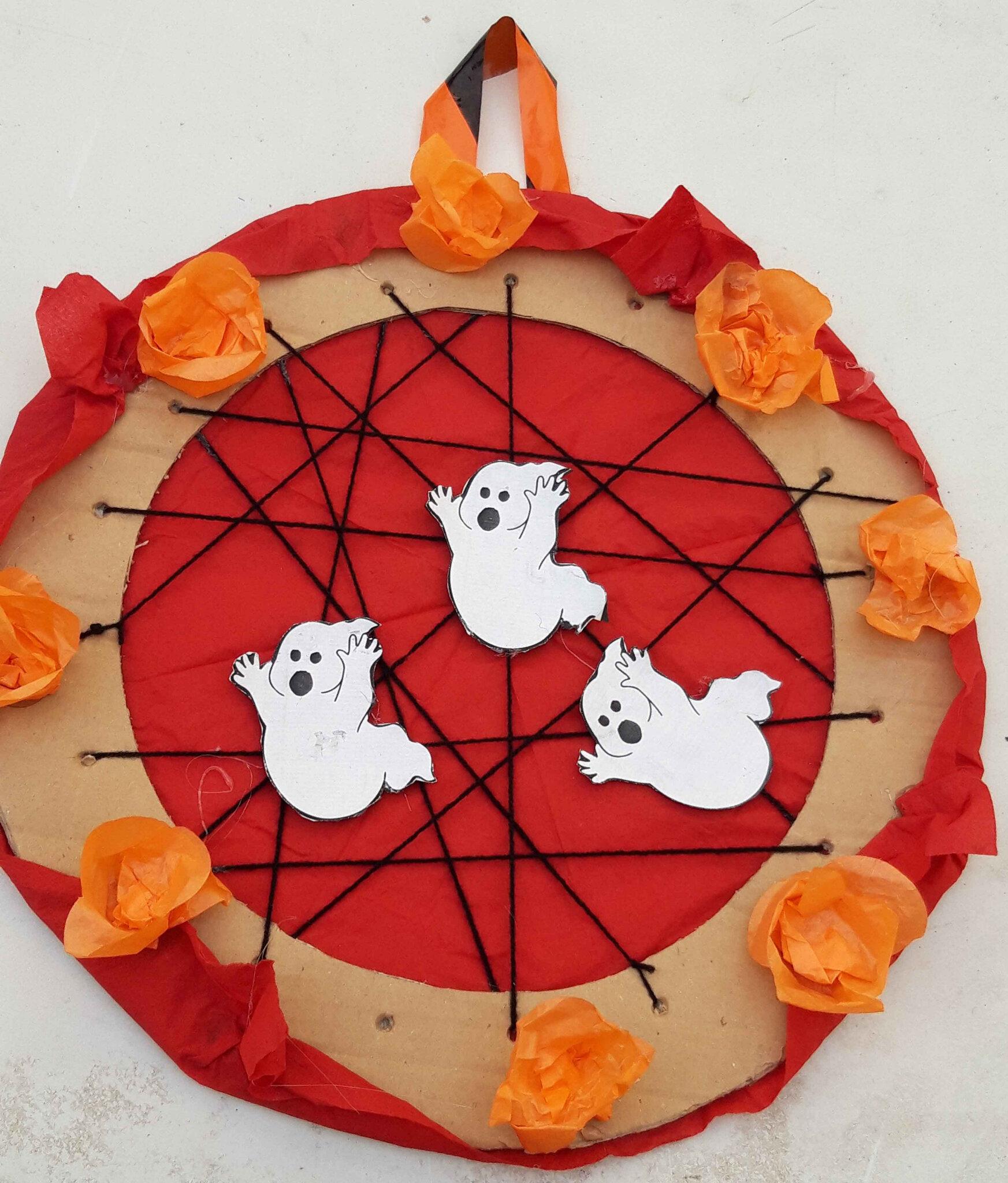 Animation Halloween - Déco Branchée 20-10-2018 Marignane Culture 3 - Ghislaine Letourneur