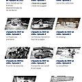 Histoire du ckcf et du ck grâce aux archives du val de marne