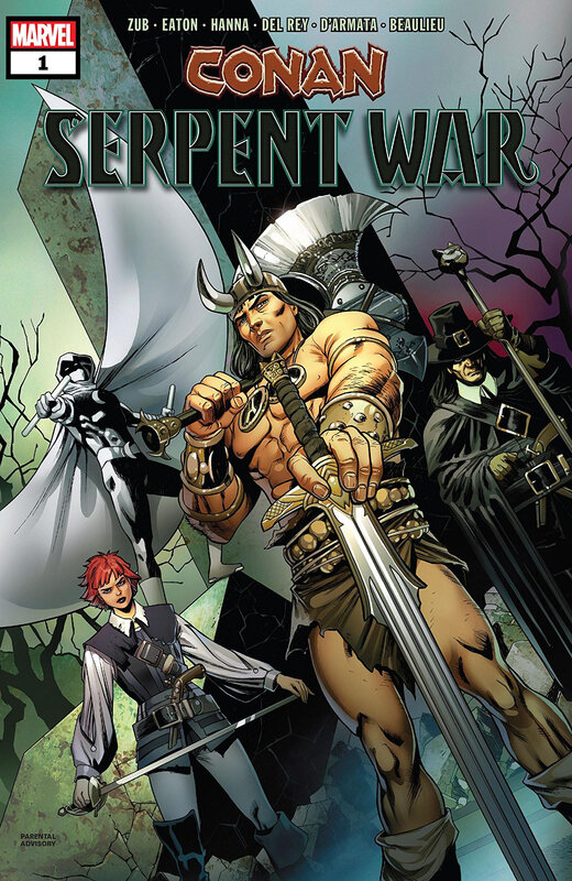conan serpent war 01