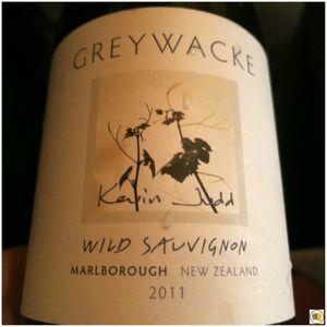 Sauvignon Greywacke 2011