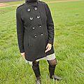 Quart coat...