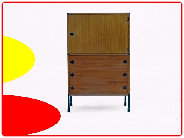 Commode Guariche Minvielle vintage 1950