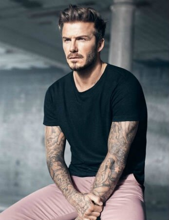 David Beckham-H&M par Marc Forster pr Modern Essentials selected
