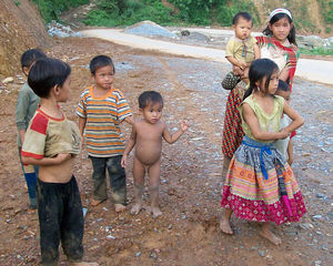 Enfants_Hmongs