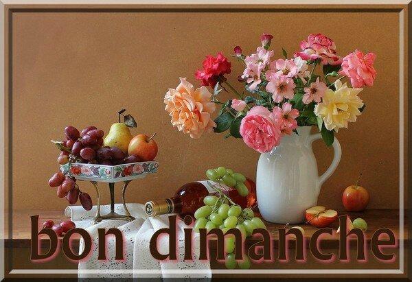 7 b d fruits fleurs BPat