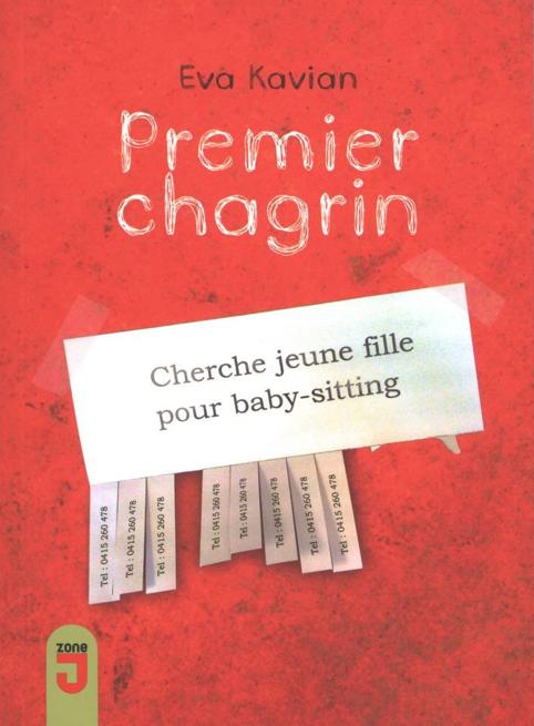 Premier Chagrin De Eva Kavian Le Blog Culturel De La 1103