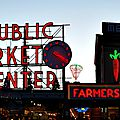 Christmas Pike Place Market