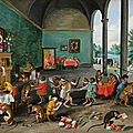 'tulip mania' by jan brueghel ii to be offered at dorotheum's old master sale on 28 april 2020