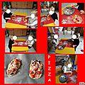 Atelier cuisine ; pizza