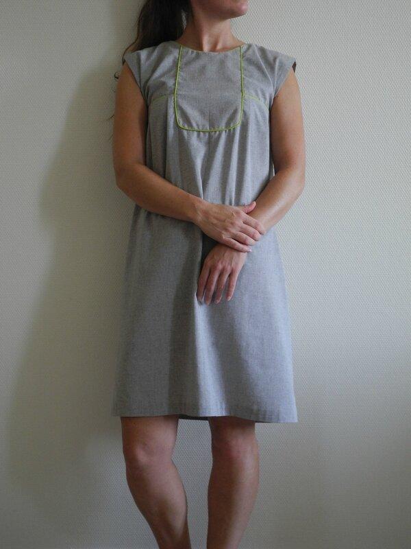 Robe Areli - République Du Chiffon