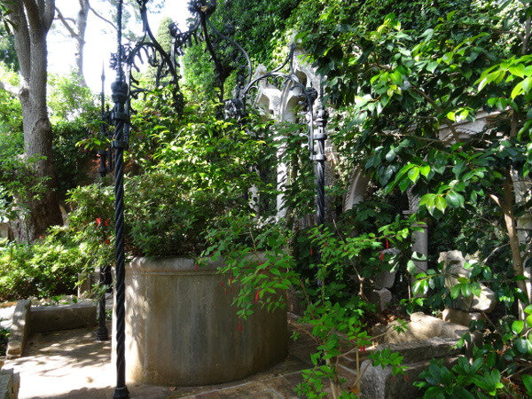 Jardin lapidaire