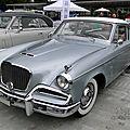 Studebaker silver hawk coupe-1958