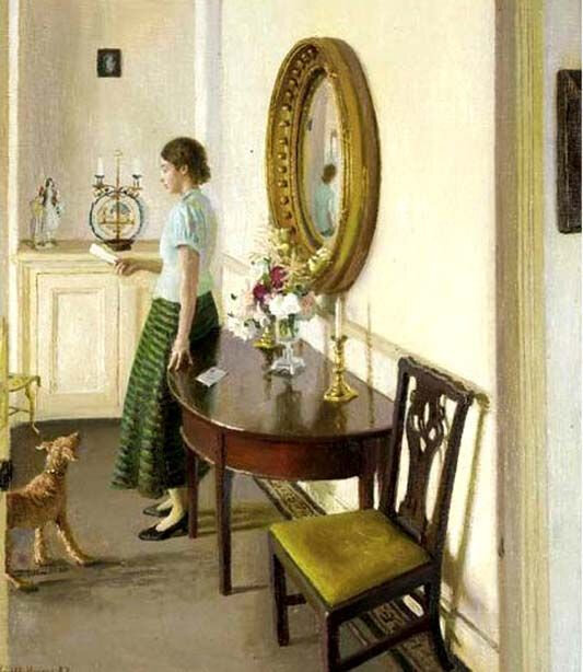 Harold Harvey The letter