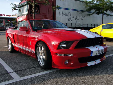 FORD_Shelby_Mustang_GT_500_Convertible___2007__Rencard du Burger King, Offenbourg 1_