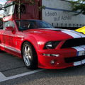 Ford shelby mustang gt 500 convertible .2007