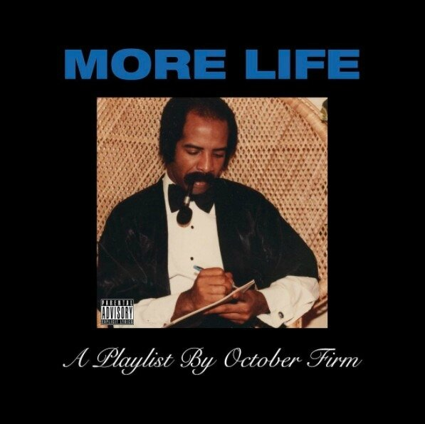 Drake More Life A Playlist By October Firm lp vinyl album