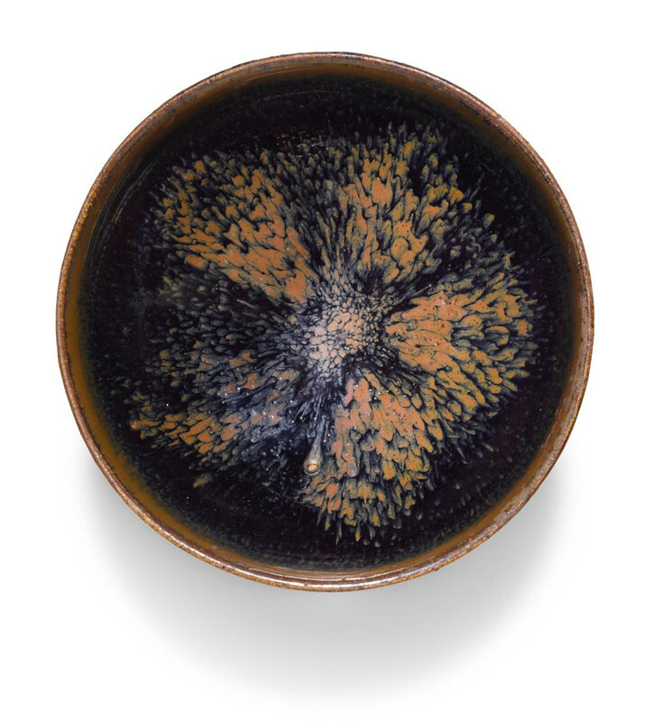 A Shaanxi black-glazed bowl, Northern Song dynasty (960-1127)