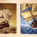 cartes navires