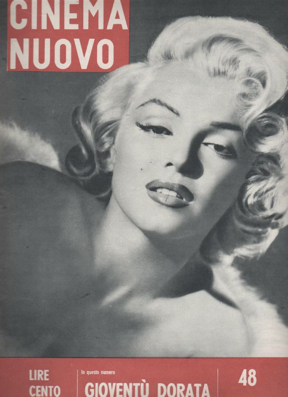 Cinema nuova (It) 1954