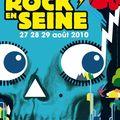 Le festival rock en seine 2010