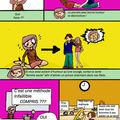 La toute première BD d'Amity (page 2 - Cours de Drague)